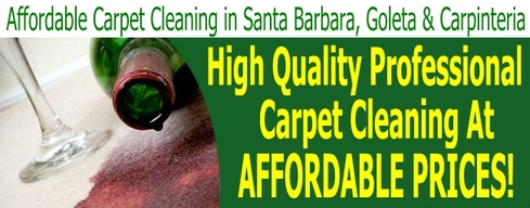 Carpet Cleaning Santa Barbara